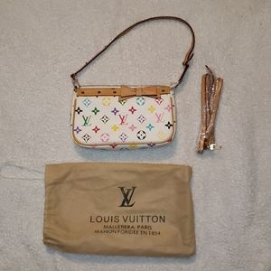 Louis Vuitton clutch, brand new,  never been used